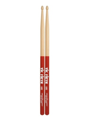 Bacchette per batteria Vic Firth American Classic 5BVG VIC GRIP (Made in USA)