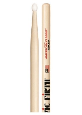 Bacchette per batteria Vic Firth American Classic Rock N (Made in USA)