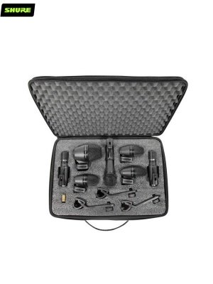 Kit microfoni per batteria Shure PGA DRUM KIT 7