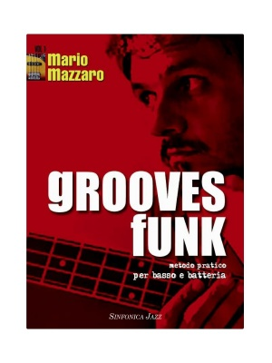 Sinfonica Jazz Metodo Groves Funk Mario Mazzaro Con Cd