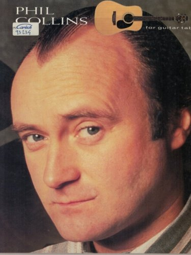 Spartito Phil Collins